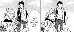 Yukine's face is priceless XD