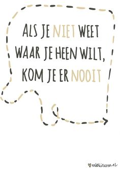 - 29 july > Illustration: by miekinvorm. Learn Dutch, Best Quotes, Funny Quotes, Words Quotes, Sayings, Dutch Quotes, Quote Board, More Than Words, Happy Moments