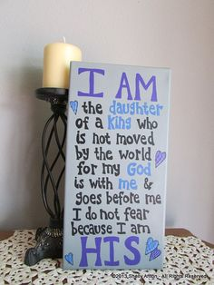 Hey, I found this really awesome Etsy listing at https://www.etsy.com/listing/126240199/teen-room-decor-girl-wall-art-christian
