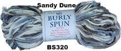 Brown Sheep Burly Spun Yarn - Hand Painted