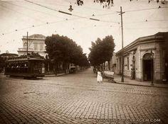 1919 - Castelo do Arouche, no Largo do Arouche, centro de São Paulo.