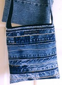 Recycled Denim Waistbands