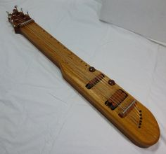 All Mahogany 6 String Electric Lap Steel Guitar by Leoswood Pedal Steel Guitar, Slide Guitar, Cigar Box Guitar, Music Stuff, Musical Instruments, Apples, Electric, Laptop, Homemade