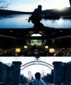 The hunger games - catching fire stills from the trailer