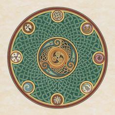 Celtic Knotwork Shie