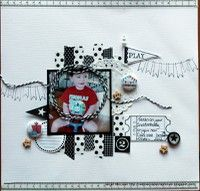 Celebrate by Tarrah from our Scrapbooking Gallery originally submitted 07/30/13 at 12:37 AM