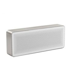 Xiaomi Square Box 2 Bluetooth AUX Line-in Hands-free Wireless Speaker with Mic - White Wireless Speakers, Bluetooth, Consumer Electronics, Electronics Online, Camera Accessories, Diy Kits, Box, Hands, High Definition