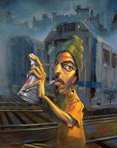 f13b2f35824 Artist  Justin Bua Urban Art