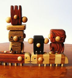 beautiful wooden toys from tarutoy