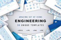 Engineering Concept by Blogoodf on @creativemarket