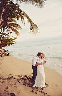 Oceanfront Puerto Rico Wedding – Inspired By This