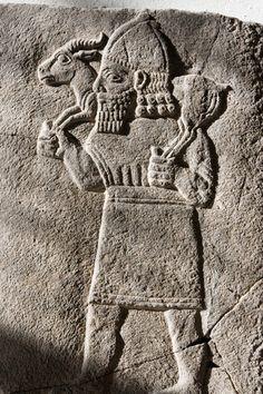 Babylonian, art, empire