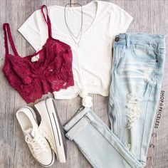 Carmel Knot Crop Top