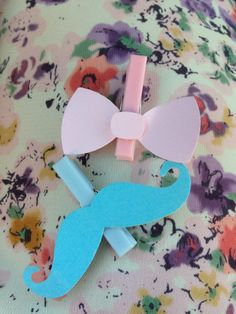 Gender Reveal Pins -- wear your guess