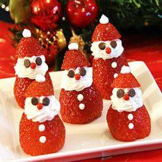 Edible Santa (school)