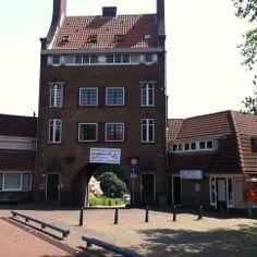 Poort marktplein Geitenkamp Arnhem