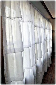 Pretty drapes!