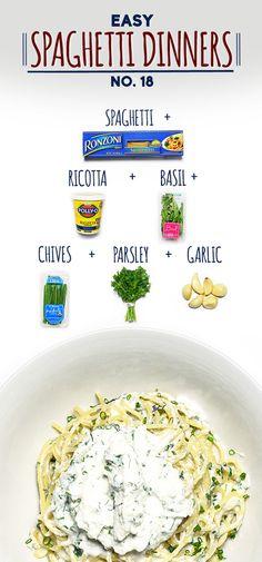 10 receitas de spaghetti fáceis, divertidas e maravilhosas - casal mistério