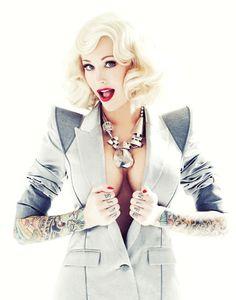 My favorite modern Pin Up girl Sabina Kelley.