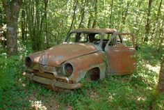 1000 Images About Junk Yards And Rusty Stuff On Pinterest