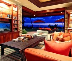 88 Desirable Hawaii living rooms images in 2019 | Hawaii homes ...