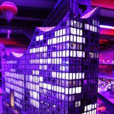 4 Freizeiten: Unterwegs ... im Miniaturwunderland Hamburg, Elbphilharmonie