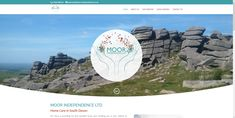 New website and social media campaign for start-up, home care business in Devon. Software Projects, Business Requirements, South Devon, Media Campaign, Vulnerability, Respect, Mount Rushmore, Product Launch, Social Media