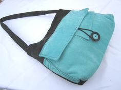 recycled leather bag Curio Designs