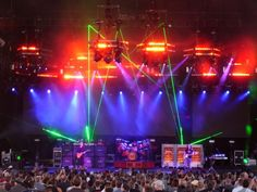 Rush Snakes & Arrows Live Tour - Indianapolis, IN