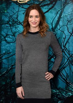 Emily Blunt - 'Into the Woods' Photo Call in London
