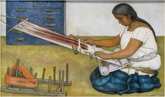 Diego Rivera [Mexican Social Realist Muralist, Oil paintings reproductions for sale. Museum quality at the lowest price. Diego Rivera Frida Kahlo, Frida And Diego, Hispanic Art, Fat Art, Mexico Art, Historical Art, Oil Painting Reproductions, Art Institute Of Chicago, Mural Painting