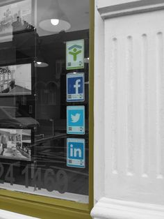 The team at Bullman Booth rocking their window tags via our collaboration with Wandsworth Chamber of Commerce Chamber Of Commerce, Estate Agents, Landline Phone, Collaboration, Action, Windows, Tags, Group Action, Window