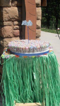 "Photo 5 of 50: Luau / Birthday ""Haley's Annual Birthday Luau"" | Catch My Party"