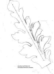 Acanthus Leaf Pattern #1