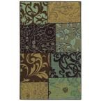 Afton Antique 2 ft. x 3 ft. 4 in. Accent Rug