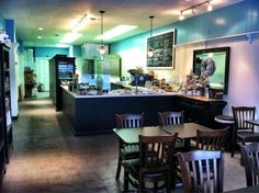 Buttercrumbs Bakery - the BEST Breakfast sandwiches...scones....cakes - oh, I could go on....