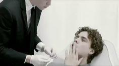 Antiviral .Official Movie Trailer (2012) HD    Cast: Caleb Landry Jones, Sarah Gadon, Malcolm McDowell, Douglas Smith, Joe Pingue, Nicholas Campbell, Matt Watts    Directed by Brandon Cronenberg