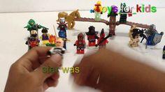 Nexo knight   Iron man   Ninja go   star was   Green batman   Lego Toys ...
