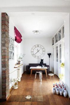 Wnętrza: mieszkanie w stylu lat 50.