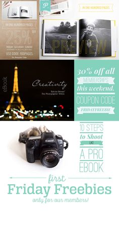 It's our favorite day of the month! Time for First Friday Freebies!! This month's offering is amazing including a 30% off coupon on all memberships this month. Members can download their pack here: http://thephotographerwithin.com/forum/showthread.php?5345-First-Friday-Freebie!!!-November-Edition!&p=62487&posted=1#post62487 If you are not a member yet: click here to join and use FRIDAY FREEBIE to get 30% off this weekend only :  http://thephotographerwithin.com/join/