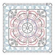 Delicadezas en crochet Gabriela: 50 Patrones de puntos a crochet Gratis !