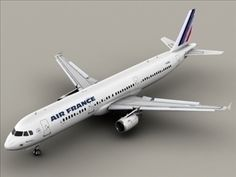 Airbus A321 Air France 3D Model- Very high definition model of an Airbus A321 textured as Air France. All flaps, rudders and the landing gear can be animated. All textures included in tga, eps and Adobe Illustrator format.Max Format:The flaps, rudders and the landing gear are animated. Meshsmooth is applied so you can set the object resolution as you like. Just use the Named Selection Set meshsmooth to select the SubD objects.Obj Format:In 3 different resolutions ranging from 157396 to…
