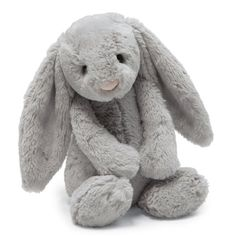 Bashful Bunny - Grey - Medium