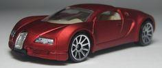 Hot Wheels 2010 - Bugatti Veyron (Walmart Exclusive)