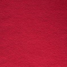 Swafing Antipilling Fleece Stoff uni rot Polarfleece weich Meterware