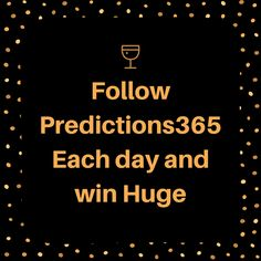 Here are 3 today football predictions from the experts. So there is predictions for today soccer (16 March) match.I will publish daily three tips so that you can win more. Just play each bet with same stake and continue your banking account to grow. To Join in My Secret Whatsapp Group , send me text at [ ] The post Today Football Predictions From The Experts 16/03/2017 appeared first on Today Soccer Predictions Free :Predictions365.