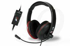 Turtle Beach P11 Stereo Gaming Headset Black