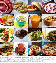 Vegan 4th of July / Summertime: 50+ Recipes to Try!