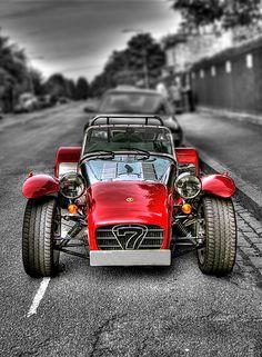 Caterham Red 7