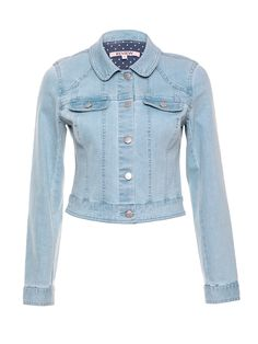 Delilah Denim Jacket  | Denim | Jacket Review Fashion, Girls Wardrobe, Princess Style, Review Dresses, Jackets Online, Wardrobes, Dress Collection, Autumn Winter Fashion, Art Drawings